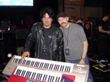 When Dream And Day Reunite Derek Sherinian en 2004