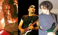 Greg Howe, Joe Satriani, Daniel J