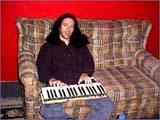 avec un practice keyboard