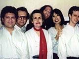 1997 avec Wendy Carlos et l'équipe Kurzweil